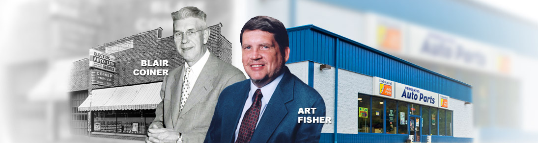 Fisher Auto Parts >> About Us Our History Fisher Auto Parts