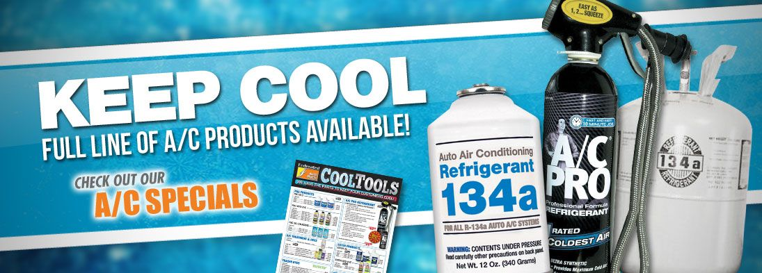 AC Products Available